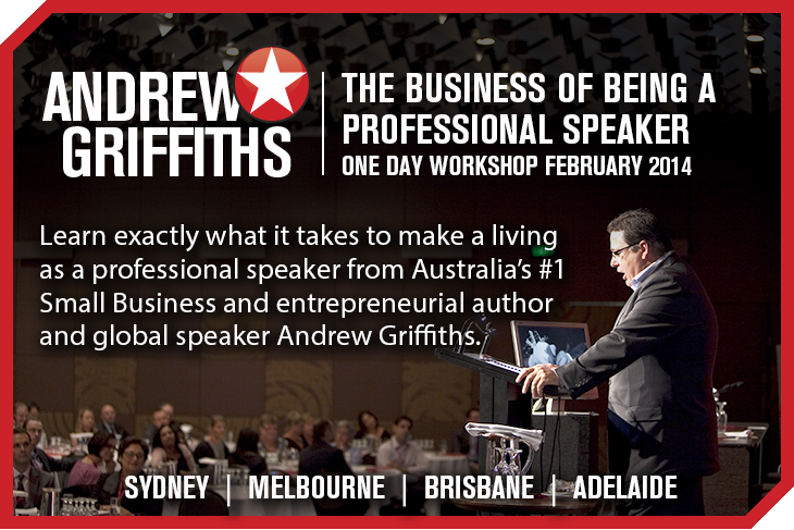 BIZ OF BEING A SPEAKER